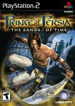 Prince of Persia videogame box