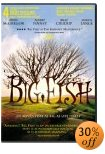 Big Fish DVD cover
