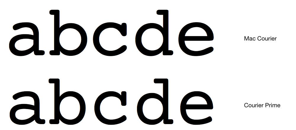 abcde comparison