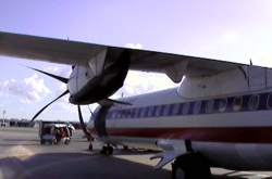 Bahamas Plane