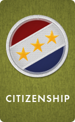 citizenship badge