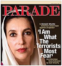 parade, bhutto