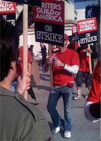 paramount strike