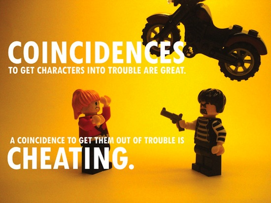 pixar coincidence