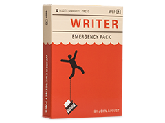 Writer Emergency Pack - Helping Writers Get Unstuck