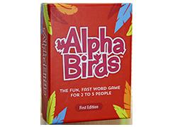 AlphaBirds: First Edition
