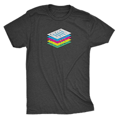 New Colored Revisions Tee!