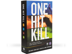 One Hit Kill - The Ultimate Weapon. On Sale for the Holidays