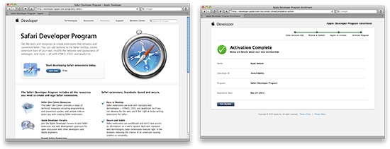 Step 1: Signup for an Apple Developer Account