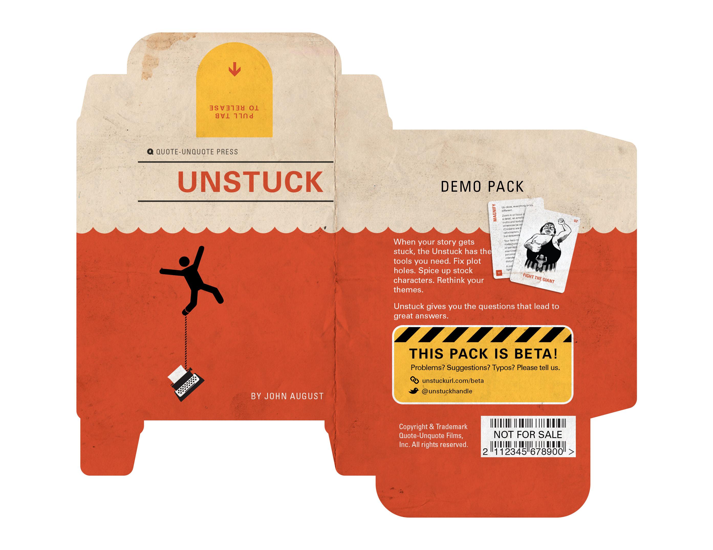 unstuck box
