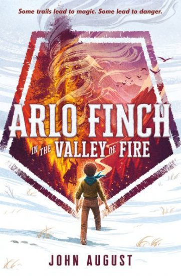 valley of fire book cover