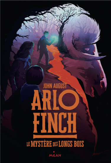 French Arlo Finch cover