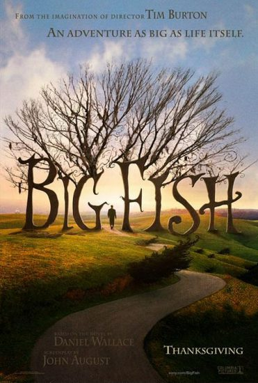 US big fish poster