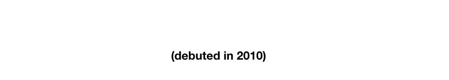 instagram debuted in 2010